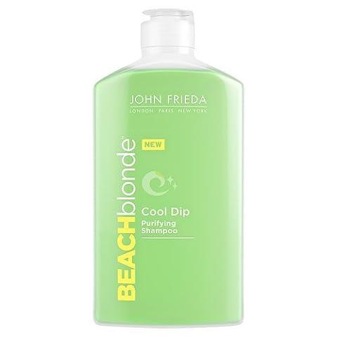 John Frieda Sheer Beach Blonde Cool Dip Shampoo, 250ml by John Frieda