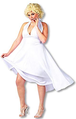 Horror-Shop Marilyn Kleid XL
