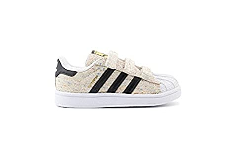 Adidas originals Superstar CF I - S80149 - Gris / Dore - 26