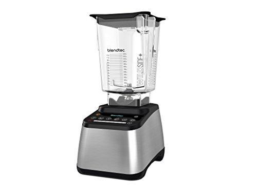 Blendtec Designer 725 High Speed Blender with WildSide+ Jar, 1800 W, 2.66 L – Stainless Steel