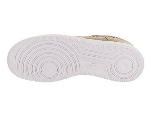 Nike  Air Force 1 07 Lv8, Sandales Compensées homme Khaki/Black White