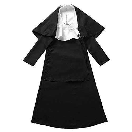 Zhhlaixing Halloween Kostüme Cosplay Jesus Christus Mädchen Kostüm Schulkostüme Full Set Outfit