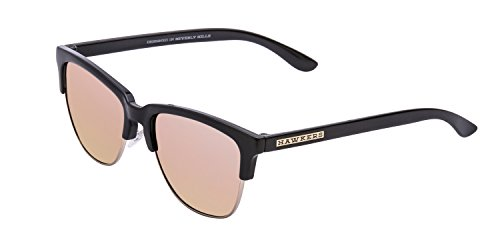 Hawkers Classic - Gafas de sol, Diamond Black Rose Gold