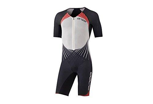 RS1Dream Kona Race Suit Hombre–Orca–fvr24602tamaño m, color negro/rojo