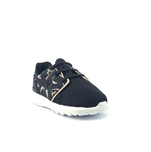 f4835a2b0e8 Chaussures Dynacomf Inf Bird of Paradise Black Tropical Jr - Le Coq Sportif