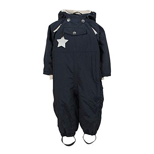 MINI A TURE Kinder Schneeanzug Wisti Sky Captain Blue (blau), Größe:86 cm -