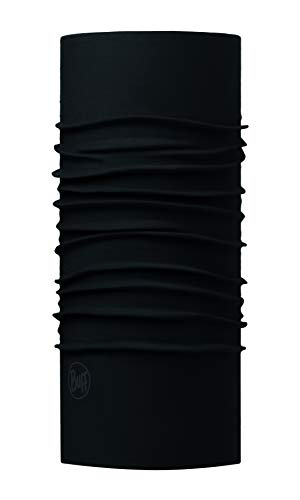 Buff Solid Tubular Original, Unisex Adulto, Black, Talla única