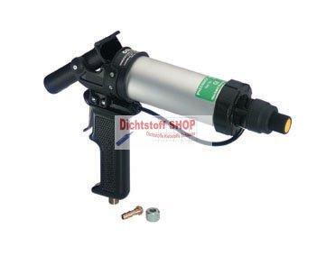 Preisvergleich Produktbild PC Cox CBA 25 2K Druckluft Dosierpistole 50ml 1:1 MixPac Kartusche