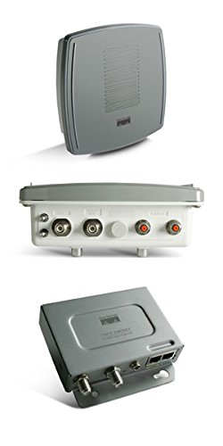 Cisco Systems Aironet Outdoor Access Point/Bridge Access Point/Bridge 2.4 GHz 54 Mbps US (1310 Points Access)