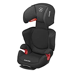 Maxi-Cosi Rodi Air Protect Child Car Seat, Highback Booster, Authentic Black, 4.913 kg   10