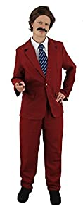 I Love Fancy Dress. ilfd4537X L Hombre Disfraces de Lector de Noticias XL