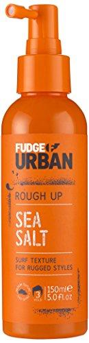 Fudge Urban Sea Salt Texturising Spray For Raw Beach Hair X 150ml -