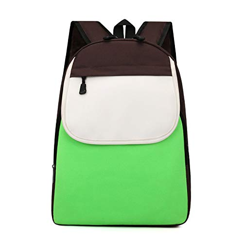 Grundschultasche, Kinderschultasche, Rucksack,grün