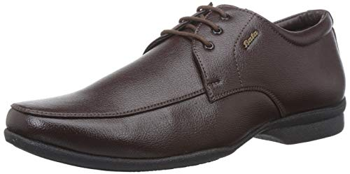 BATA Men's Remo M1 Brown Formal Shoes-9 UK (43 EU) (8214986)