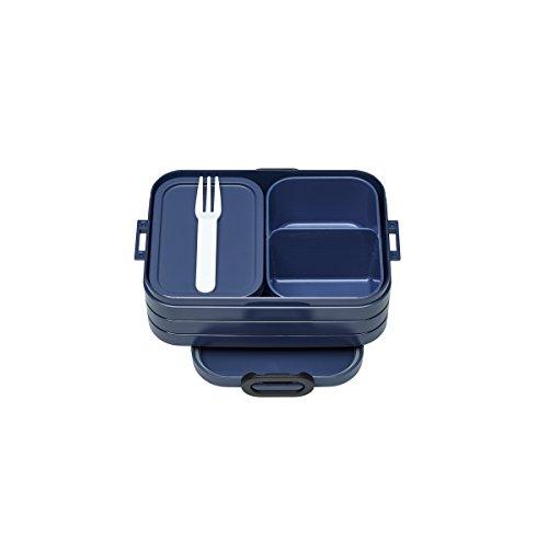 Mepal Bento Lunchbox Take a Break midi - Nordic Denim, TPE/pp/abs, 0 mm