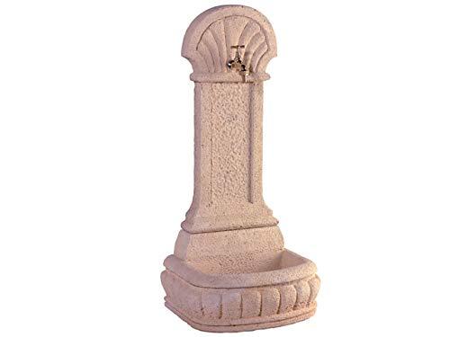 Fontaine de jardin en pierre reconstituée Murcia