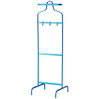 Ikea Mulig Valet De Nuit Bleu 97145 Cm Amazonfr