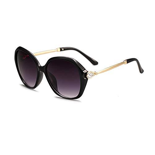 Wamsan Sonnenbrillen für Frauen Polarisierte Gläser Vintage Sonnenbrillen für Männer