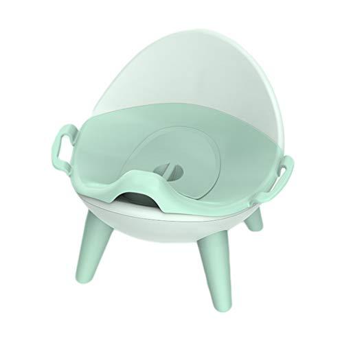 Kitrack TöPfchentraining Kindertoilette 3 In 1 Tragbares Mobiles Urinal Multifunktionskind,Light-Green - Lite-urinal