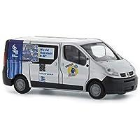 Reitze Rietze 51382 Renault Traffic THW Moers - Modelo de autobús