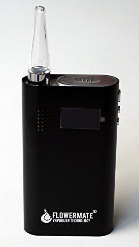 FlowerMate Vapormax V5.0 Pro Vaporizer/Verdampfer - Farbe: Schwarz NEU!
