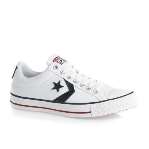 Converse Star Player, Sneaker uomo Bianco (bianco)