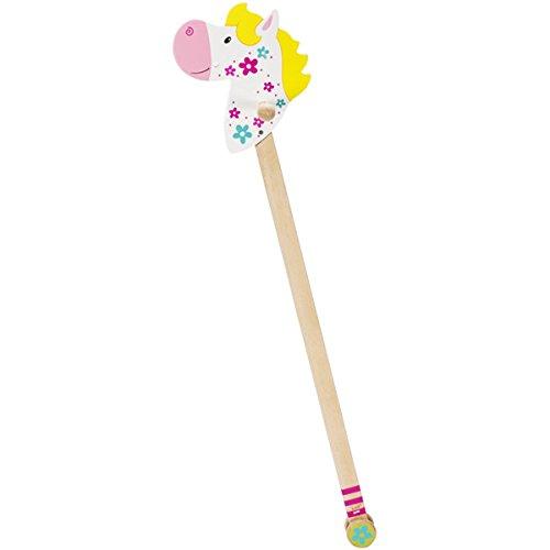 Goki-Steckenpferd Susibelle Outdoor Stick Pferd (Pferde Stick Für Kleinkinder)