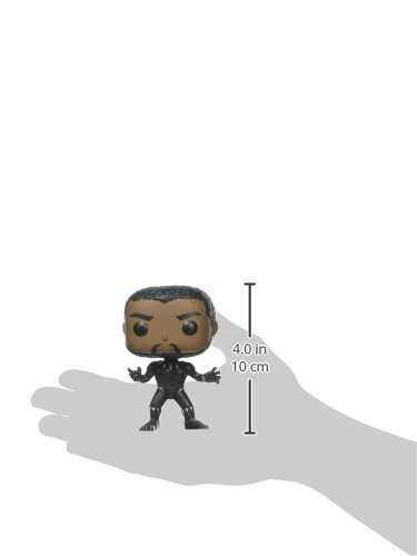 Funko Pop Black Panther (Black Panther – Marvel 273) Funko Pop Black Panther