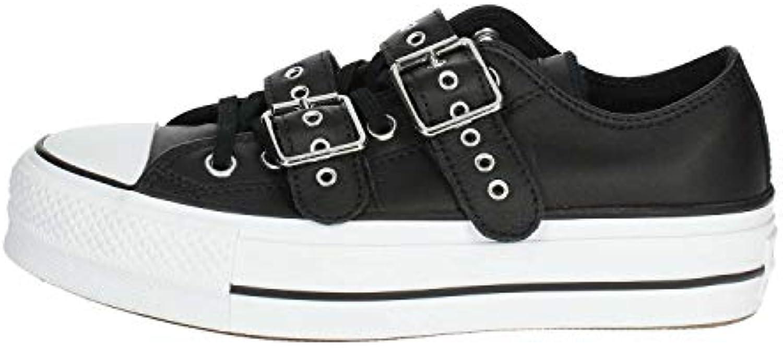 Converse Taylor Chuck Taylor Converse CTAS Lift Buckle Ox, Sneakers Basses Femme 32b5bb