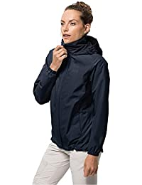 faefe0155b Jack Wolfskin Stormy Point W Women's Weatherproof Jacket, Womens