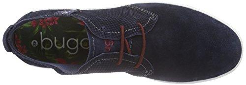 Bugatti K1005pr3, Sneakers Basses Homme Bleu (dunkelblau 425)