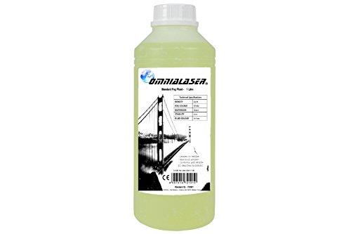 OmniaLaser Liquido Standard Adatto per Tutte Le Macchine del Fumo Fino a 900 Watt 1 Litro (OL-FOGS1)