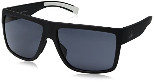 adidas Eyewear - 3 Matic, Black Matt, Gr. Grey Lens/CAT3
