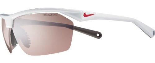 Nike Sonnenbrille Tailwind 12weiß Einheitsgröße