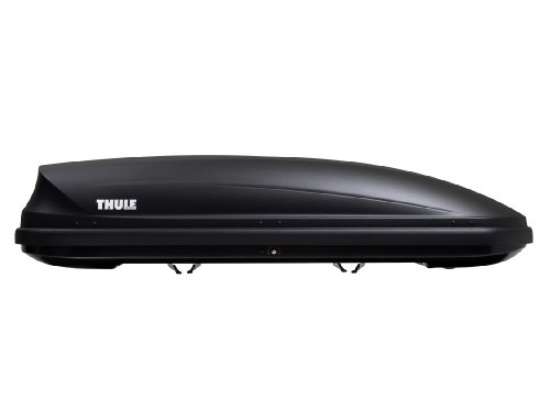 Thule 631801 - Box Pacific 780 Aeroskin, Anthracite, Dual S