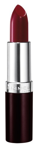 Rimmel London New Lasting Finish Lipstick – 058 Drop of Sherry 4g