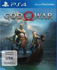 God of War - Day One Edition (PS4)