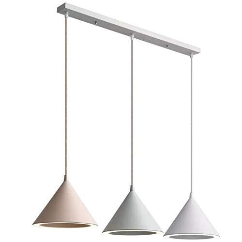 Zceillamp Bunte Macaron LED Hängende Ceiling Lights Chandelier Modern Pendant Lights-Cafe Bar Loft Bedroom Dining Room Lighting Decoration Lampe -