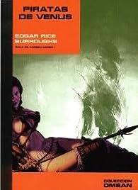 Piratas de venus par  Edgar Rice Burroughs