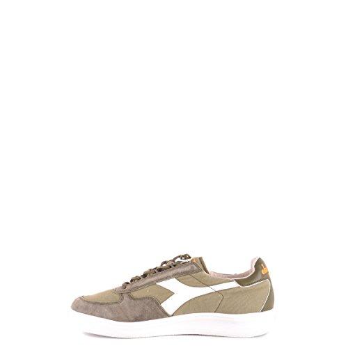 Diadora Heritage, Uomo, B. Elite, Canvas/suede, Sneakers, Verde Verde