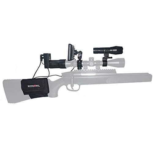 NITEOWL NV-G1 Digitales Nachtsichtgerät für die Gewehrjagd mit Kamera und tragbarem Bildschirm N