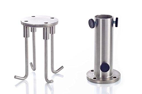 bodenhulse-aus-edelstahl-modell-pianura-k-fur-mittelmast-und-ampelschirme-lange-unterteil-25-cm-zum-