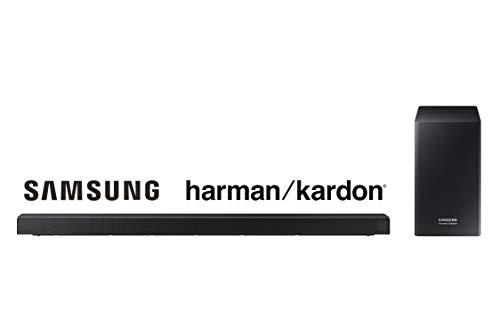 Samsung Hw-q60r/zf Negro Barra De Sonido Con Subwoofer 360w 5.1ch Harman Kardon Inalámbrica Con Acoustic Beam
