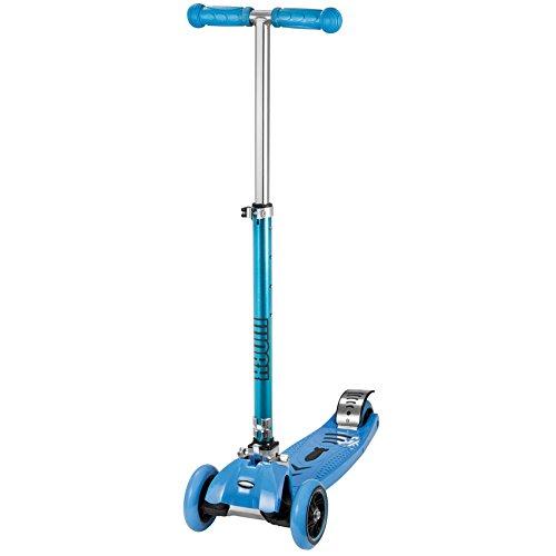 Powerslide WORX Movemax 4Wheel Kids Scooter Blue