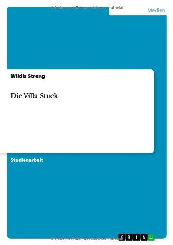 Die Villa Stuck