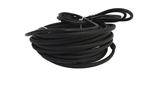 netproshop 3m Rohrbegleitheizung Heizkabel selbstregulierend max Leistung 11W/m Frostschutz - Selbstregulierende Frostschutz Kabel