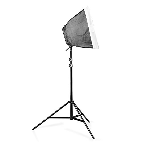Walimex Daylight-Set 720 mit Softbox (45x65 cm)