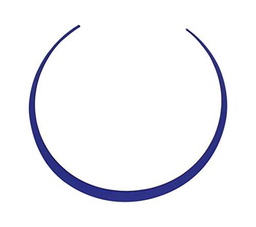 Uncommon Matters Chaine Plaqué Or Femme bleu