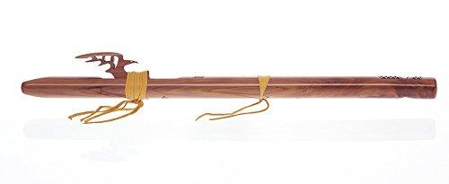 nativi-americani-flauto-redtail-hawk-g-moll-pentateuco-con-borsa-di-stoffa-nuova-norma-en-it-istruzi