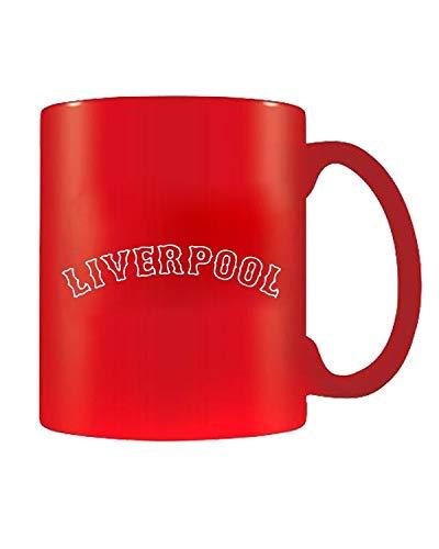 T-Shirtshock Tazza 11oz Rosso WC0465 Liverpool Liverpool Fenway